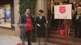 Salvation Army kicks off 2019 Red Kettle Campaign in Dallas