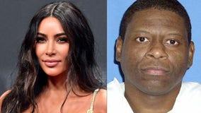 Kim Kardashian visits Rodney Reed in Texas prison