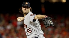 Local Papa John's offers Gerrit Cole free pizza and beer for life to stay in Houston