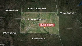 Authorities: Plane crashes in South Dakota; 9 dead