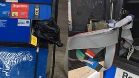 Credit card skimmers found at Lakeway gas station