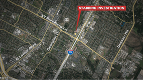 Police investigate overnight stabbing in North Austin