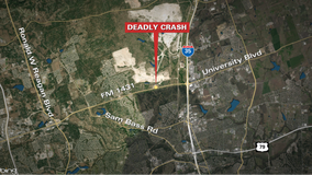 Three killed in overnight crash in Round Rock
