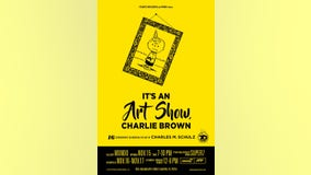 Charlie Brown art show comes to Austin
