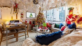 Hotel spreads Christmas cheer with decked-out Buddy the Elf-themed suite