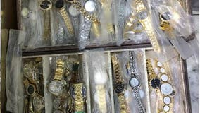 Suspect with over $15 million in counterfeit jewels arrested in Downtown Los Angeles
