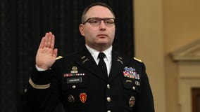 'I will be fine telling the truth': Lt. Col. Vindman issues moving statement at impeachment hearing