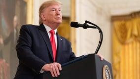 Trump: Impeachment probe has been 'very hard' on family