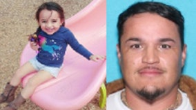 Abducted 2-year-old San Antonio girl found, father in custody