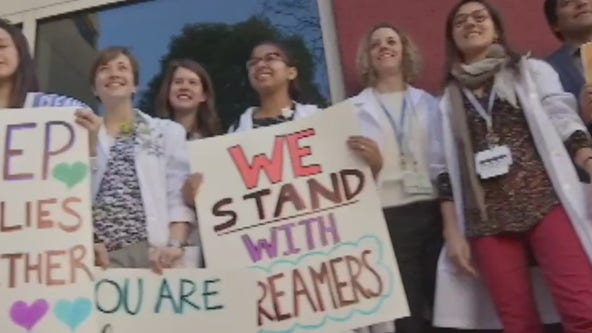 Dreamers from Texas to be among protesters at Supreme Court DACA hearing Tuesday