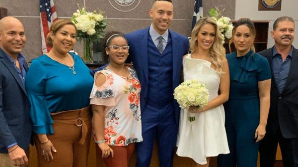 Congrats! Houston Astros' Carlos Correa, Daniella Rodriguez married in Houston