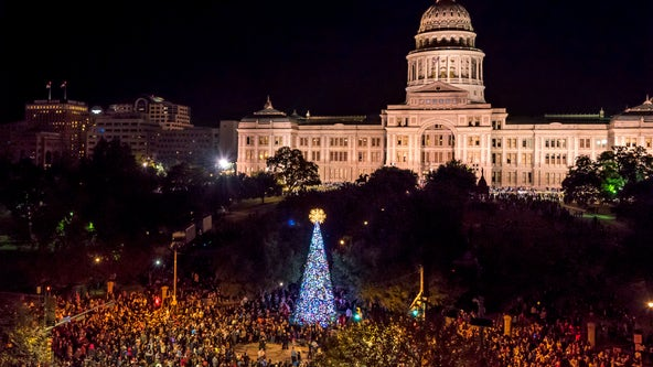 Downtown Austin Alliance presents 25th annual tree lighting, Downtown Holiday Stroll