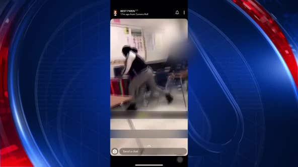 Substitute teacher fired for hitting, fighting student