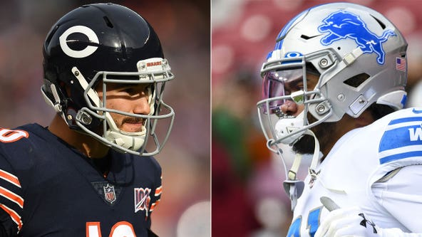 Thanksgiving Day Football on FOX: Lions vs Bears