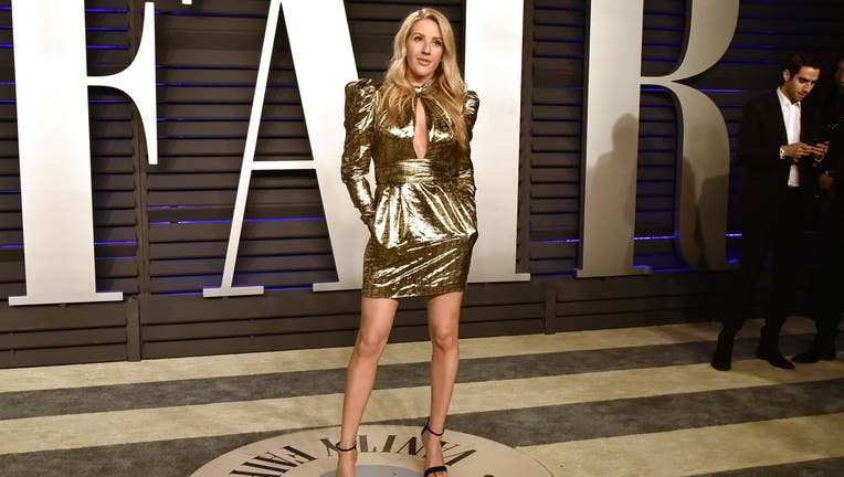 Ellie Goulding attends the 2019 Vanity Fair Oscar Party at Wallis Annenberg Center for the Performing Arts on February 24, 2019 in Beverly Hills, California. (Photo by David Crotty/Patrick McMullan via Getty Images)