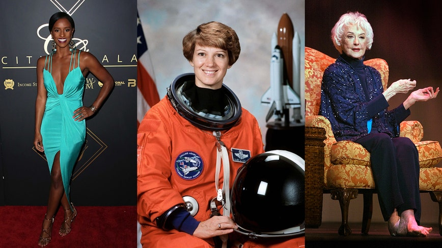 These 6 famous women got their start serving in the Armed Forces