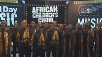 Music in the Morning: African Children's Choir