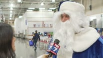 AFD, APD Chiefs team up for Operation Blue Santa