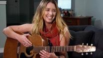 Sheriff: Singer Kylie Rae Harris drunk, driving 102 mph before deadly crash