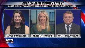 FOX 7 Discussion: Trump impeachment proceedings continue