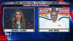 FOX 7 Discussion: Scam targeting Austin Energy utility customers