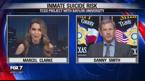 FOX 7 Discussion: TCSO, Baylor University team up on project to calculate inmate suicide risk