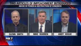 FOX 7 Discussion: Democrats announce articles of impeachment against Trump