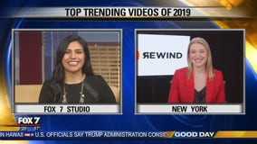 YouTube Rewind reveals top trending videos of 2019