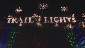Austin Trail of Lights lights up Zilker Park for the holidays
