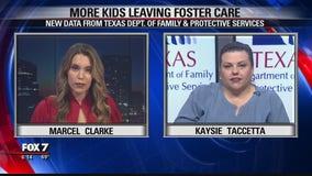FOX 7 Discussion: More children leaving foster care