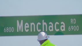 Manchaca Road officially renamed to Menchaca Road after year-long lawsuit is dismissed