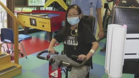Girl becomes first child in Central Texas to receive mechanical heart device
