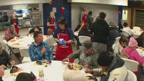 Free Christmas meal at Salvation Army
