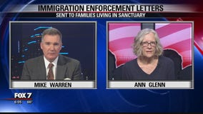 FOX 7 Discussion: ICE sending letters to migrant families living in sanctuary