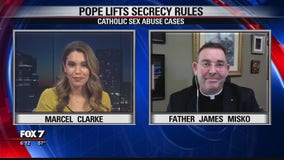 FOX 7 Discussion: Papal rule change regarding sex abuse cases