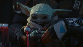 Mississippi hoping Baby Yoda can get drivers to put their kids in car seats
