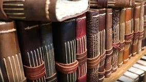 From Italy to Austin, the story of Iona Handcrafted Books