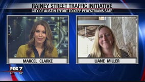 FOX 7 Discussion: Rainey Street traffic pilot program