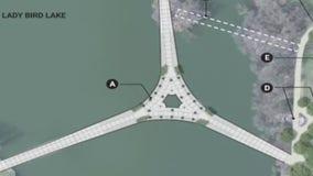 Final design revealed for proposed Butler Trail bridge at Longhorn Dam