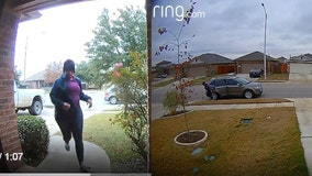 Manor police looking for alleged porch pirate