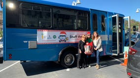 """Annual """"Stuff the Bus"""" food drive provides more than 20K meals"""