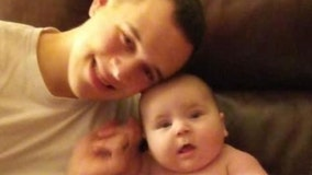 Soldier home for the holidays and his 1-year-old son killed in head-on collision