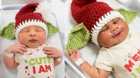 'Cute, I am': Newborns dressed like Baby Yoda at Pittsburgh hospital