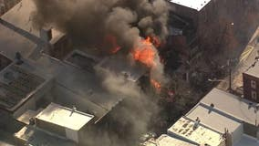 Officials: 2 believed dead, several missing after gas explosion, 3-alarm fire in South Philadelphia