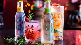 Making non alcoholic cocktails for holiday celebrations