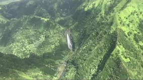 Remains of 6 people found after Hawaii tour helicopter crash