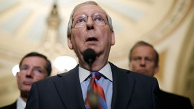 Mitch McConnell blasts impeachment, says Senate ensures stability