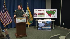 Polk County detectives remove $9.5 million worth of drugs in undercover operations across multiple states