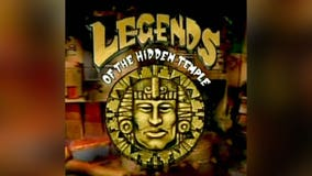 'Legends of the Hidden Temple' set to return as action-adventure game show for adults