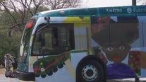Cap Metro unveiling electric buses